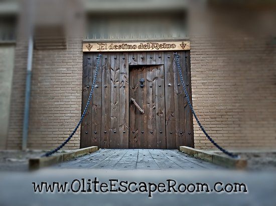 Olite Escape Room