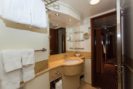 The Captain's Suite on Carnival Valor