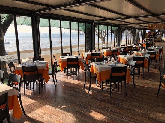 Miralago pizza cucina angera restaurant reviews phone number photos tripadvisor - Cucina in veranda ...