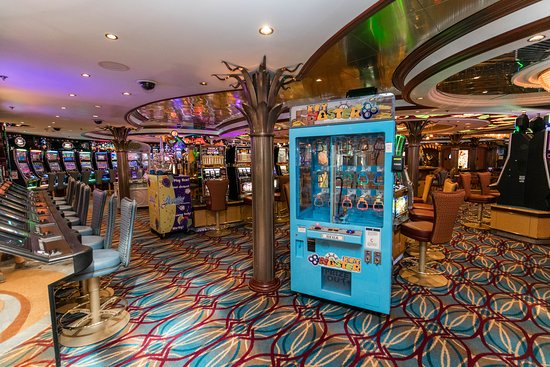 Casino Royale on Jewel of the Seas
