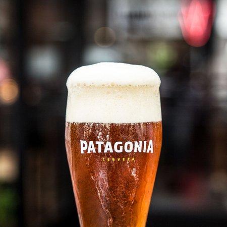 Cerveza Patagonia tirada