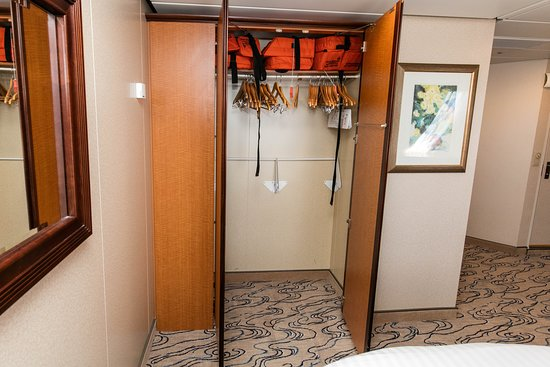 The Family Oceanview Cabin on Jewel of the Seas
