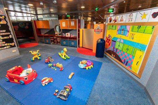 Royal Babies & Tots Nursery on Jewel of the Seas