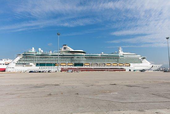 Ship Exterior on Jewel of the Seas