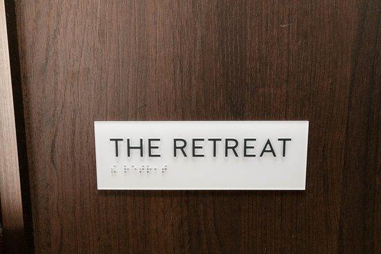 The Retreat on Koningsdam