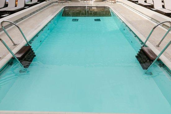 The Lido Pool on Koningsdam