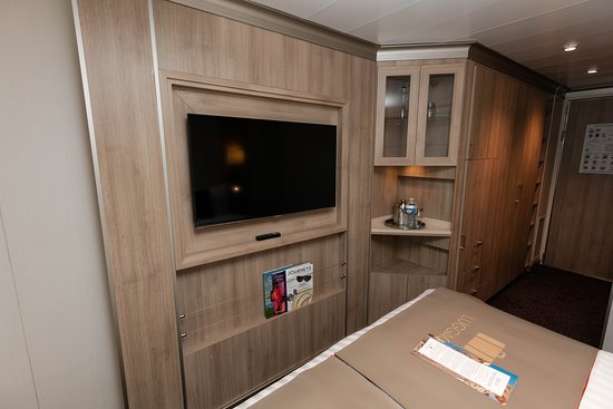 The Oceanview Cabin on Koningsdam