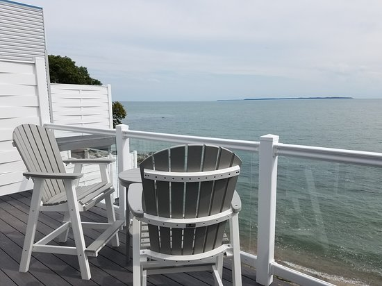 Balcony - Picture of Put-in-Bay Condos, Put in Bay - Tripadvisor