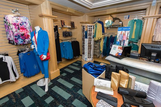 The Calypso Cove Shop on Ruby Princess