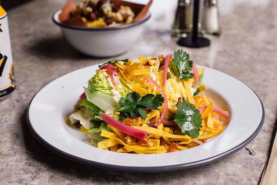 Club Seville Wedge Salad