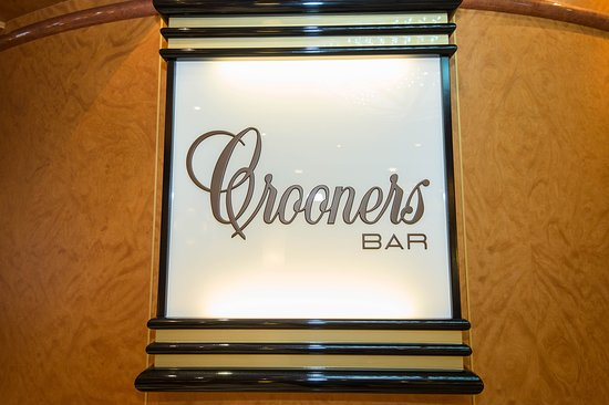Crooners Bar on Ruby Princess