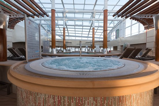 The Solarium on Celebrity Millennium