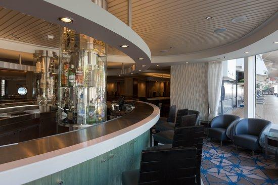 Martini Bar and Crush on Celebrity Millennium