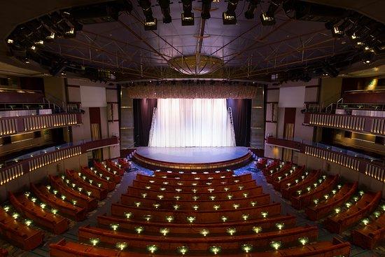 Celebrity Theater on Celebrity Millennium