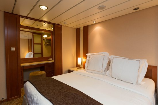 The Concierge Class Cabin on Celebrity Millennium