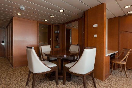 The Concierge Class Cabin on Celebrity Millennium