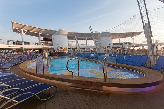 The Sports Pool on Harmony of the Seas