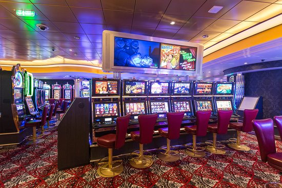 Casino Royale on Harmony of the Seas