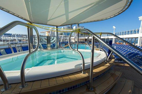 The Whirlpools on Harmony of the Seas