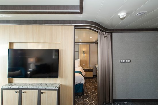 The Grand Suite on Harmony of the Seas