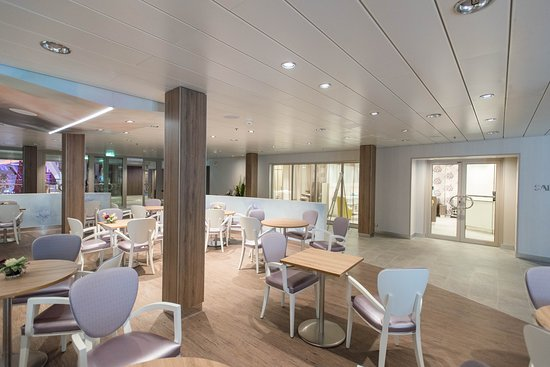 Vitality Cafe on Harmony of the Seas