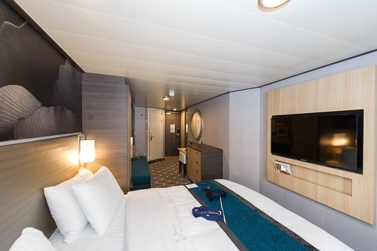 The Central Park View Cabin on Harmony of the Seas