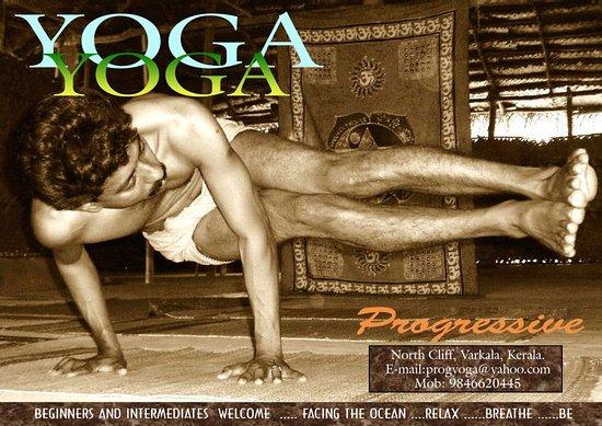 Progressive Yoga Varkala