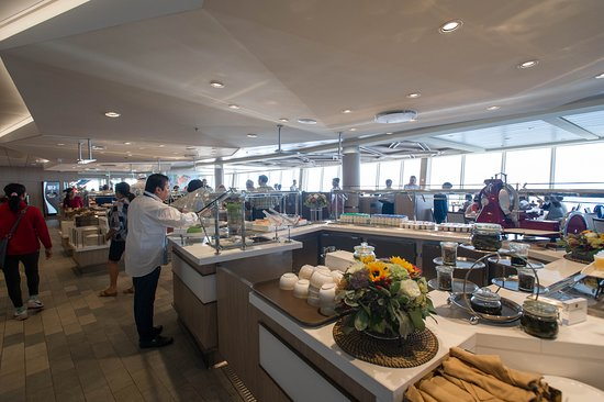 Windjammer Marketplace on Harmony of the Seas
