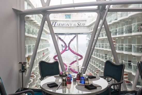 Wonderland on Harmony of the Seas