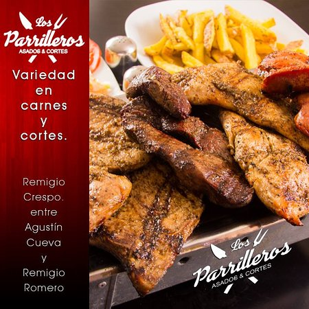 ‪‪Los Parrilleros Restaurante‬: DOUBLE ON EVERYTHING. COME AND DISCOVER OUR MEAT AL C A R B O N!!!! ‬