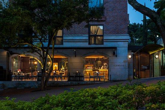 Park 10 Hotel : Fachada Lussac Restaurant