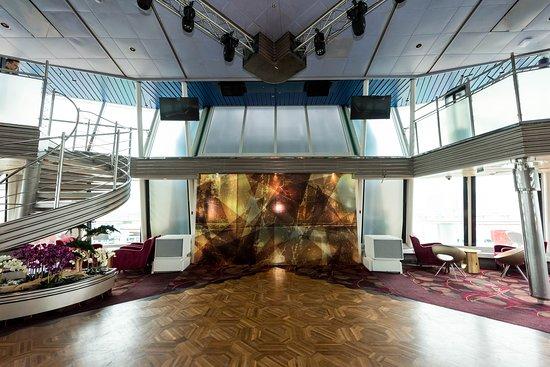 Viking Crown Lounge on Empress of the Seas