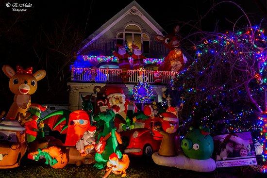 Dyker Heights: Dykers Heights, El Barrio de las luces de Navidad, Brooklyn