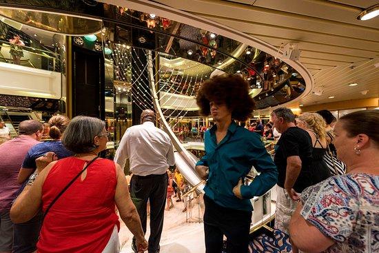 70s Disco Party on Empress of the Seas