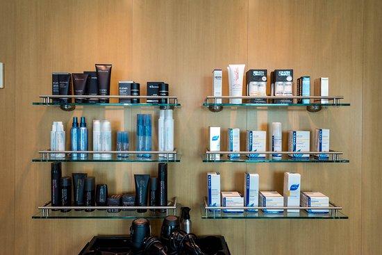 Beauty Salon on Empress of the Seas