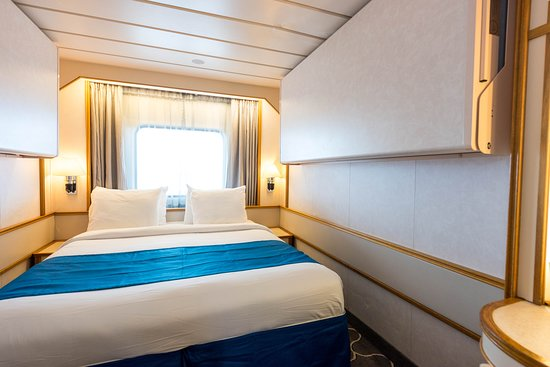 The Ocean-View Cabin (I) on Empress of the Seas