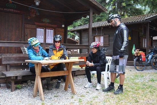 CampingPark Steiner : chalés