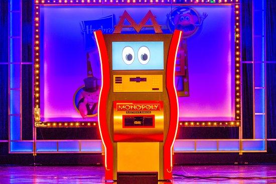 Hasbro, the Game Show on Carnival Sensation
