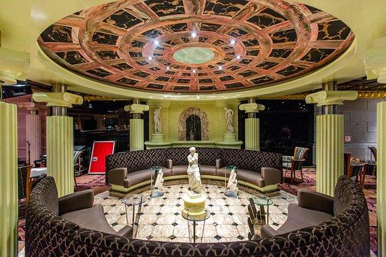 Michelangelo Lounge on Carnival Sensation