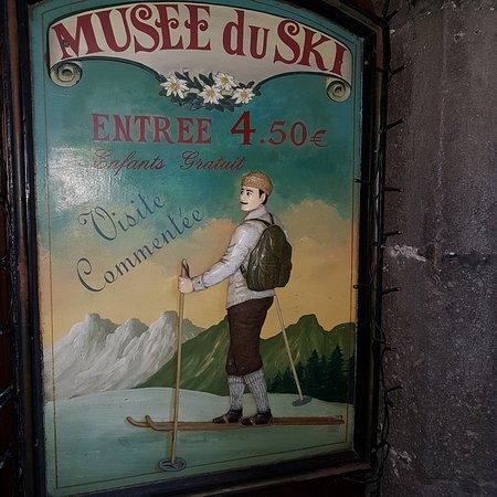 Besse-et-Saint-Anastaise, France: Musée du Ski