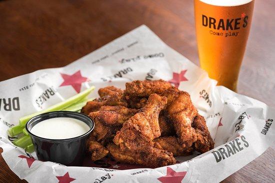 Drake's: Sriracha Wings
