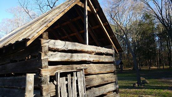 Historic Brattonsville: historical marker