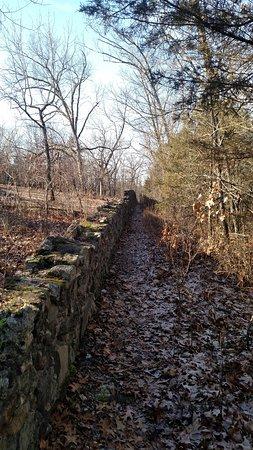 Branson, MO: Wall Trail