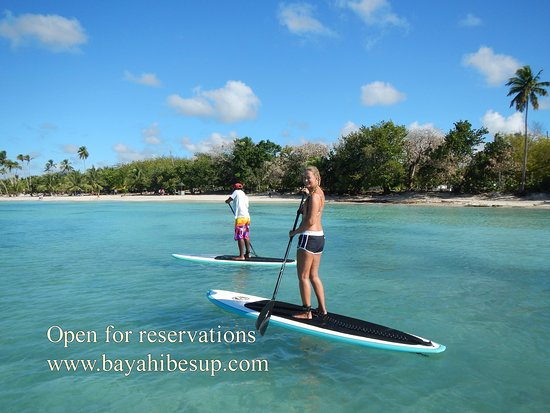 ‪Bayahibe SUP (Stand Up Paddle Boarding)‬