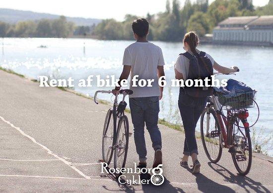 Rosenborg Cykler / Semester bike