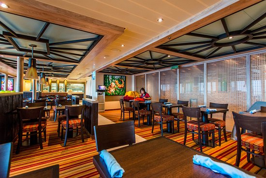 JiJi Asian Kitchen on Carnival Vista