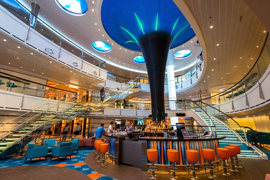 Vista Bar on Carnival Vista