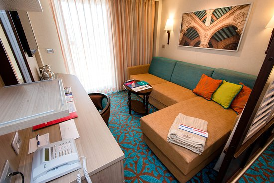 The Havana Cabana Suite on Carnival Vista