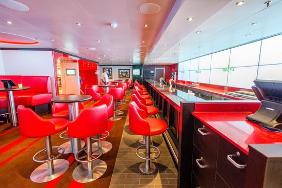 SkyBox Sports Bar on Carnival Vista