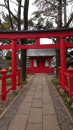 Ikutsushima Shrine